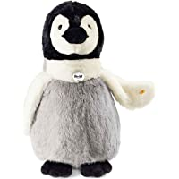 """Steiff 75711 Flaps Penguin - Big 28"""" Stuffed Animal from the Gentle Giants Collection - Premium Quality Soft Woven Plush…"""
