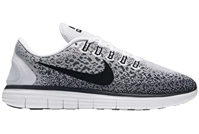 Image Unavailable. Image not available for. Color  Nike Free Distance Men s  Running Shoes White   Black ... 2d4d39c30