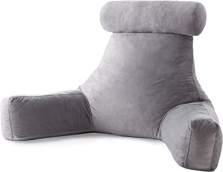 Back Pillow with Neck Support