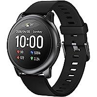"Smartwatch Haylou LS05, Tela 1.28"", Bluetooth 5, Preto - Versão Global"