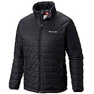 Columbia Men's Crested Butte II Omni-Heat Jacket, ROYAL