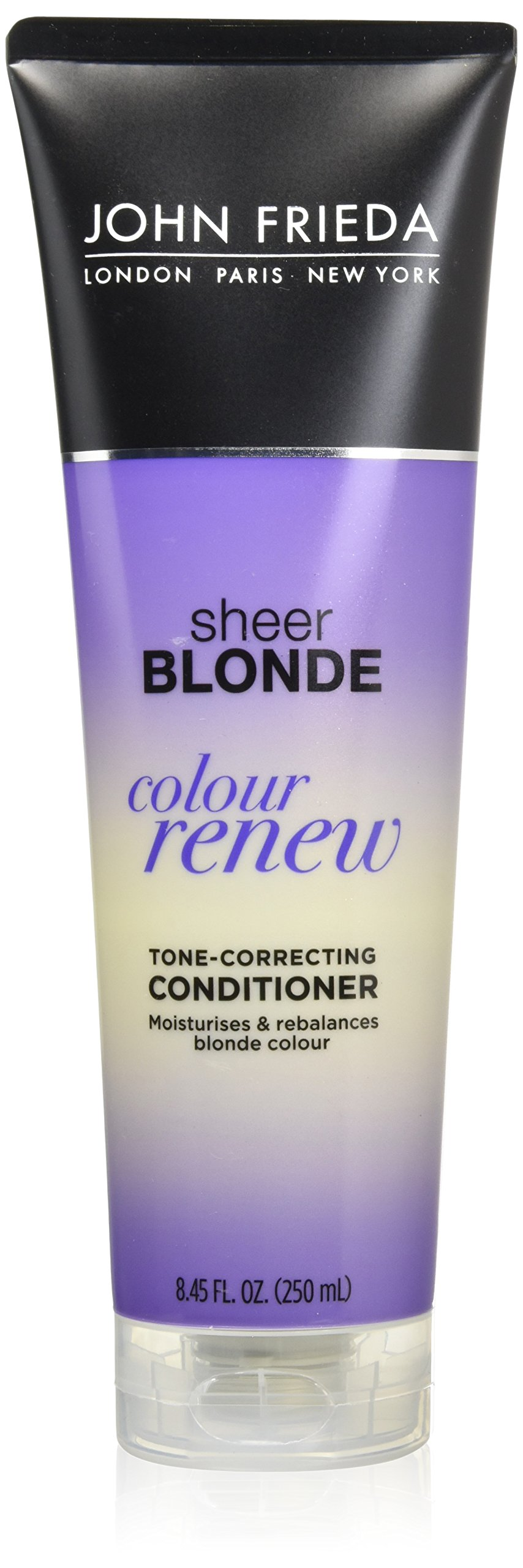 John Frieda Sheer Blonde Colour Renew Tone-Correcting Conditioner, 8.45 Ounces  (Pack of 2)