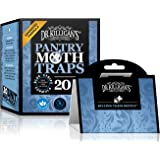 Dr. Killigan's Premium Pantry Moth Traps with Pheromones Prime | Safe, Non-Toxic with No Insecticides | Sticky Glue Trap…
