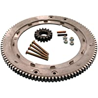 Briggs & Stratton 696537 Ring Gear Replacement for Models 399676 & 392134