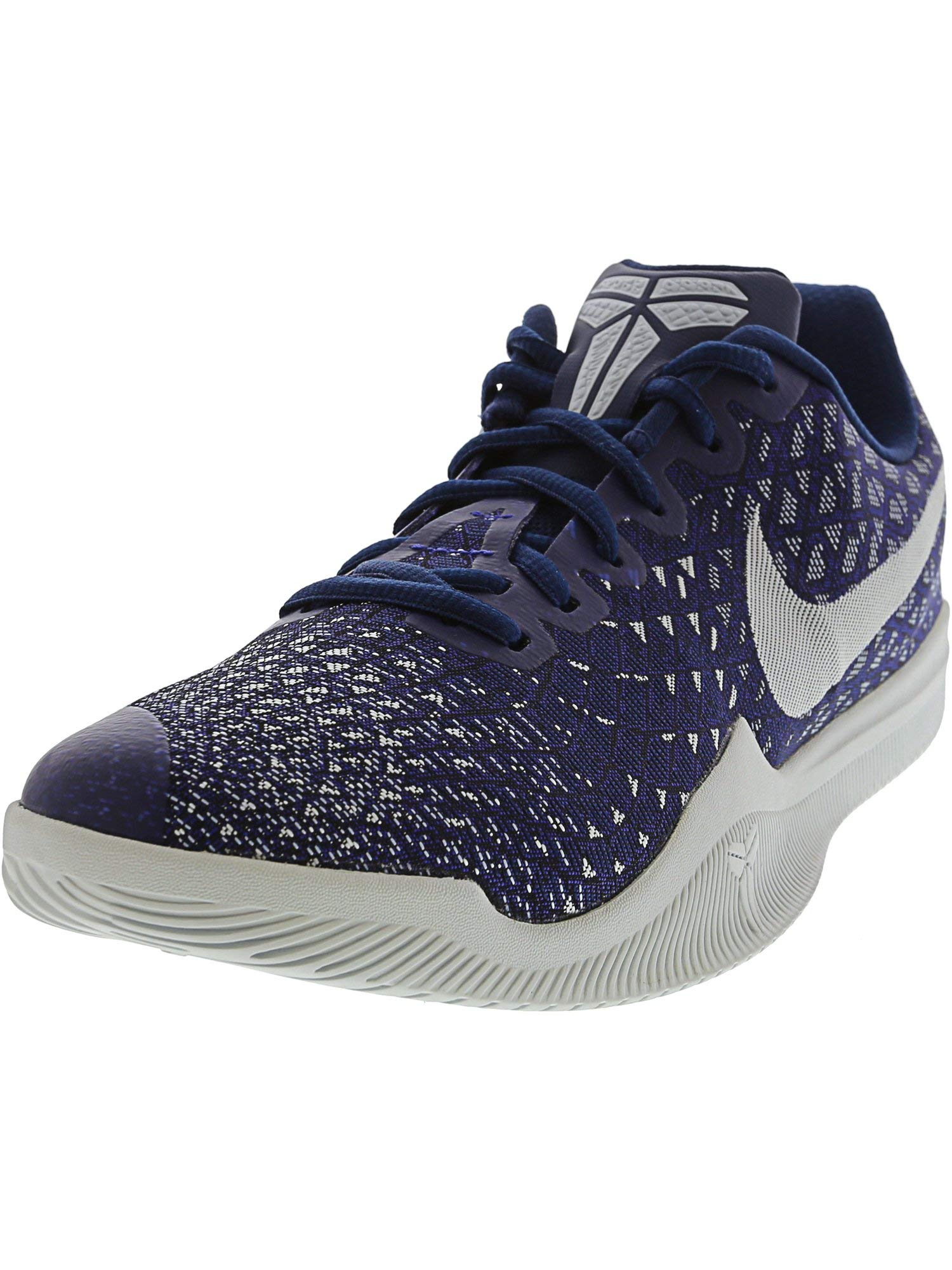 944cc1e4cd3f Galleon - Nike Kobe Mamba Instinct Mens Basketball Shoes (9) Navy Blue