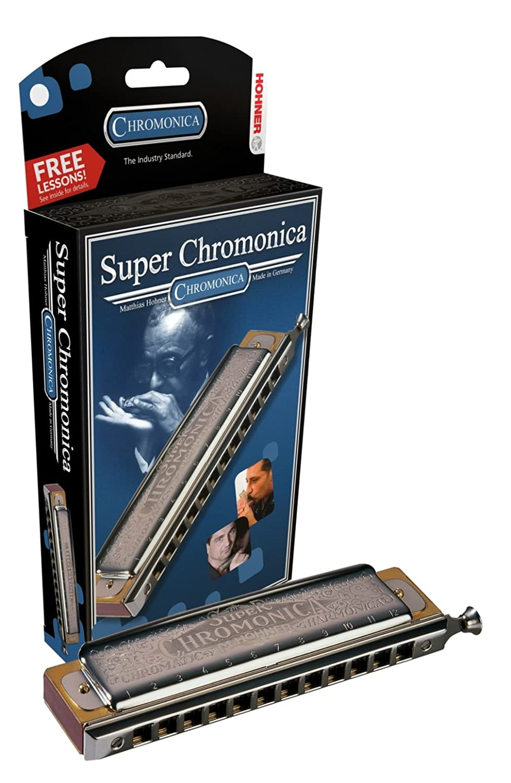 HOHNER ホーナー クロマチックハーモニカ Super Chromonica-270_X 270/48 key:F B00RDV9WSU
