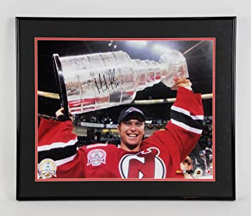 Image Unavailable. Image not available for. Color  Martin Brodeur New  Jersey Devils Signed 16x20 Stanley Cup ... c7a352cc2