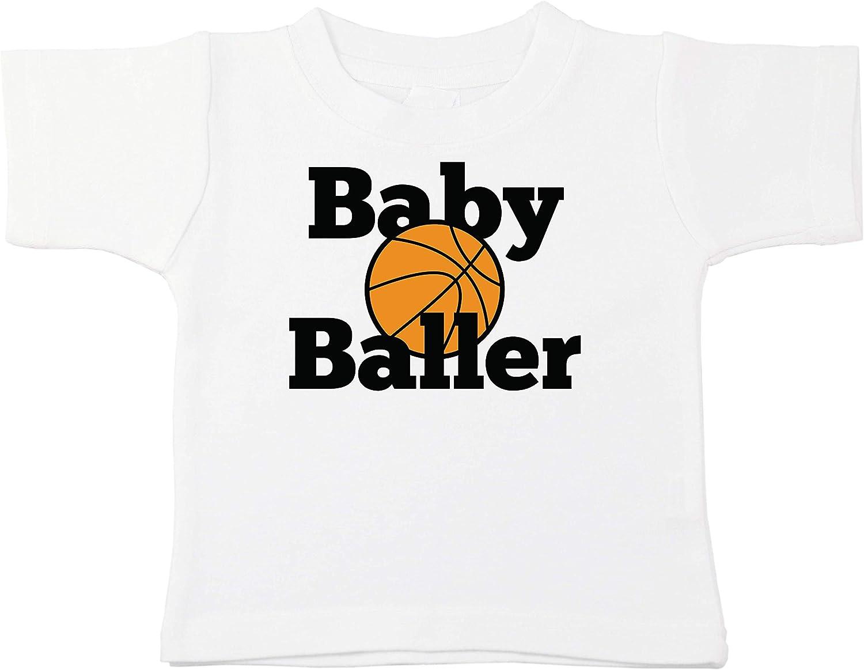 Kinacle Baby Baller Baby//Toddler T-Shirt