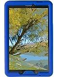 Custodia robusta BOBJ per Samsung Galaxy Tab E 9.6 (SM-T560, SM-T560NU), Tab E Nook 9.6 - BobjGear protezione Tablet caso (Blu)