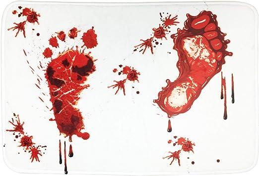 23.5 x 17 Bloody Shower Mat,