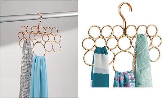 Brass Umbra Pendant Diamond Geometric Copper Scarf Hanger//Accessory Hanger