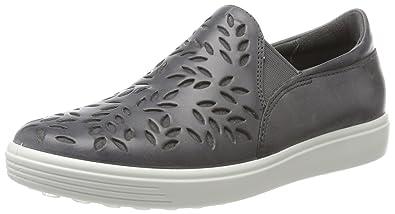 Damen Slip Sneaker Ecco Ladies On Soft 7 n0wvmN8