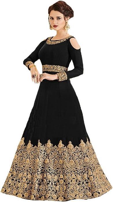 430426ddd25 Amazon.com  ziya Indian Wear   Ethnic Wear Long Gown Salwar Kameez ...