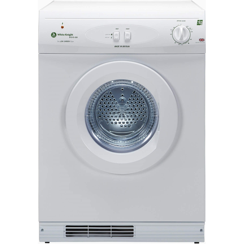 white knight eco43aw tumble dryer amazon co uk large appliances rh amazon co uk Appliance Repair Man Coloplast Measuring Guide