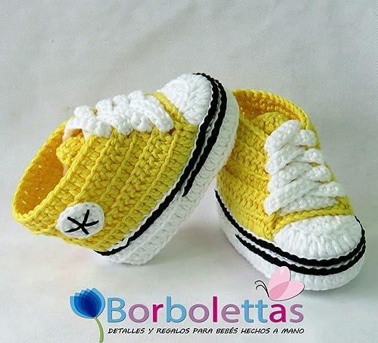 converse neonato giallo