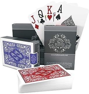 Royal 100% plástico póquer de tarjetas de plástico Tarjetas ...