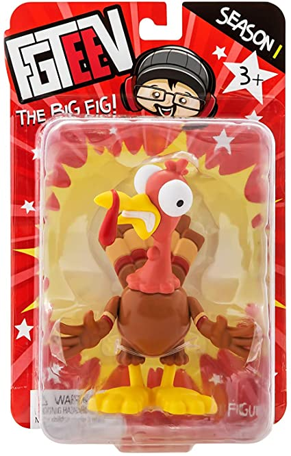 Season 1 Funnel Boy Figure The Big Fig FGTeeV