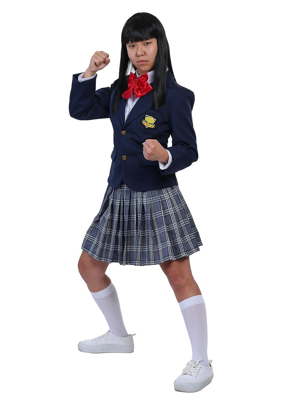 Women's Kill Bill Gogo Yubari Fancy dress costume X-Small