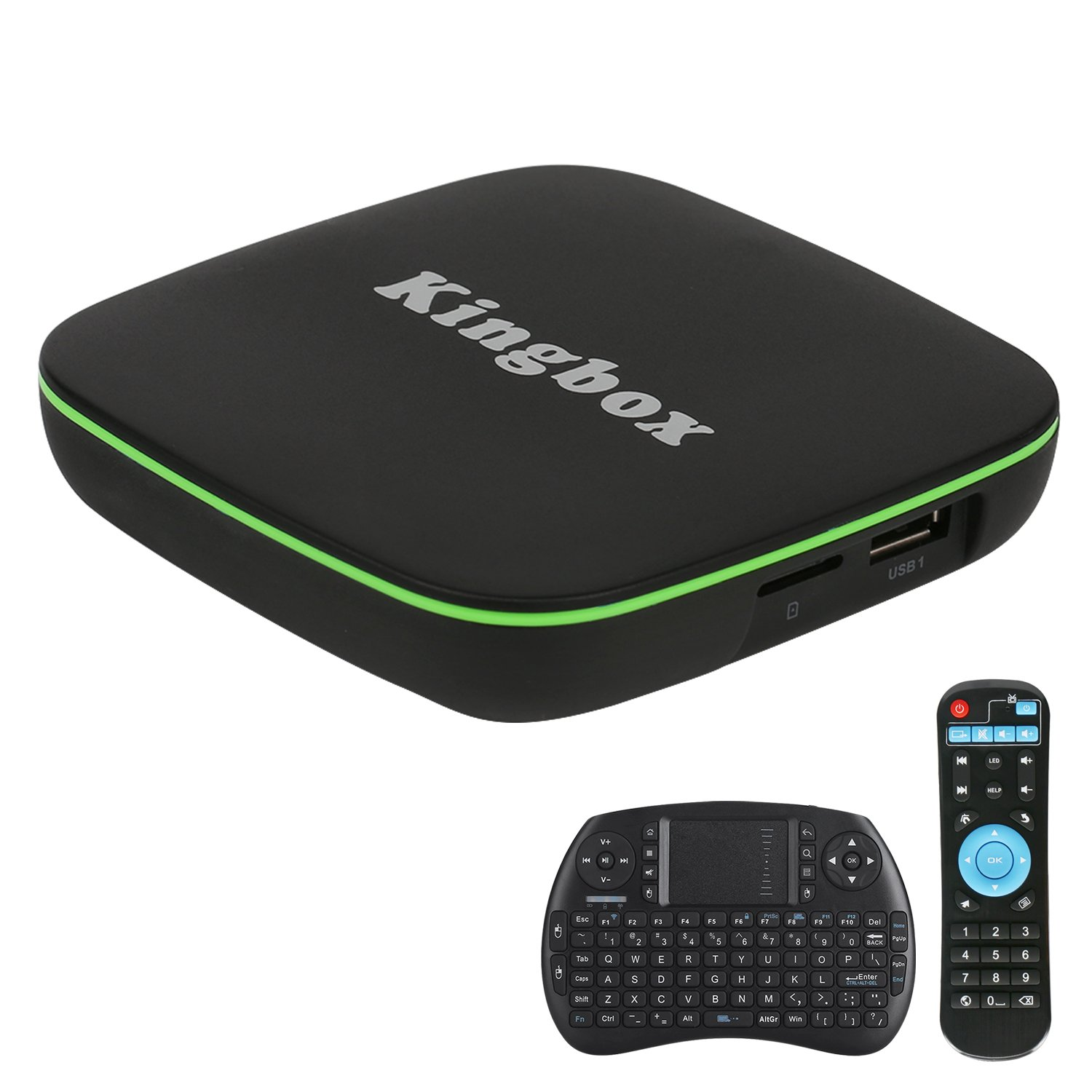 Kingbox Última Edición K Android  TV Box de GB RAM