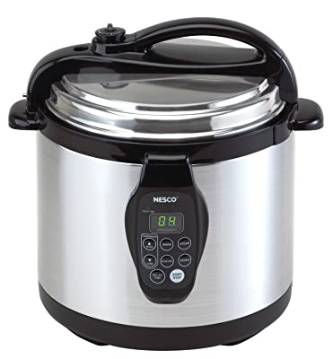 Nesco American Harvest PC-6-25-30TPR 6-Quart Multifunction Digital Pressure Cooker Review