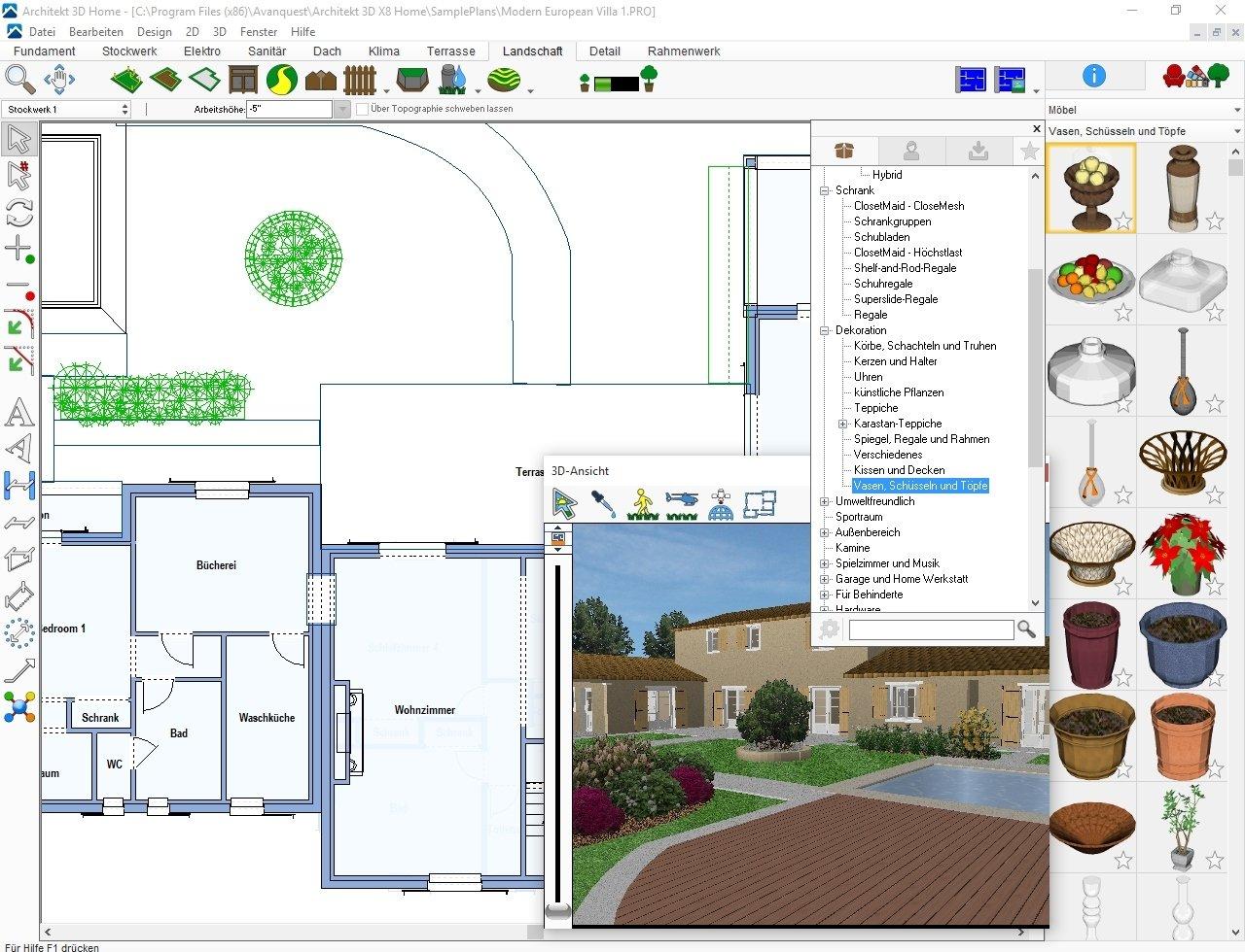 Architekt 3d X8 Home Amazonde Software