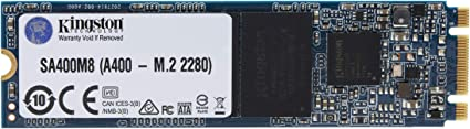 Kingston A400 SSD SA400M8/480G - Disco Duro sólido Interno M.2 ...