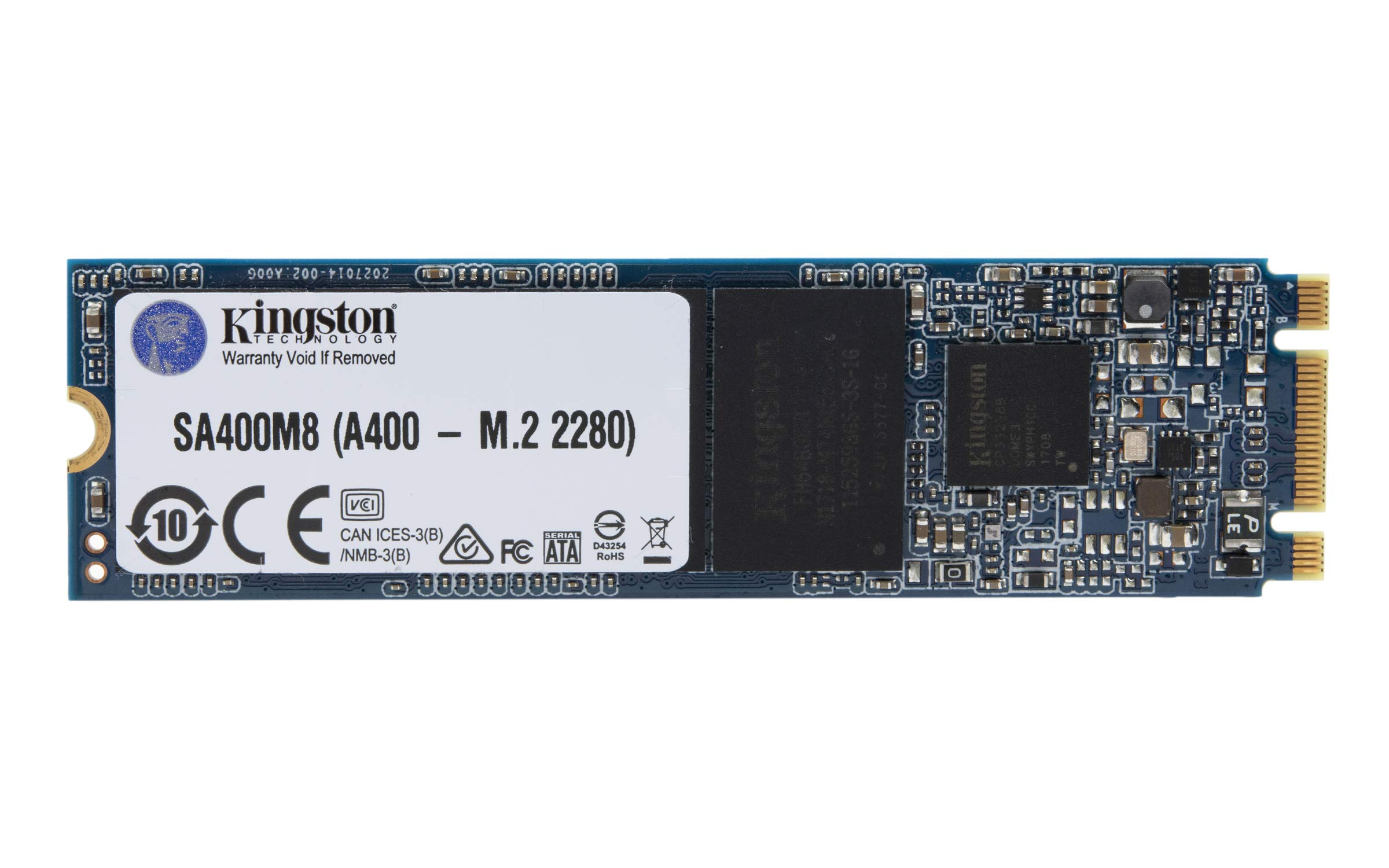 "Kingston A400 SSD 120GB SATA 3 2.5"" Solid State Drive SA400S37 1"