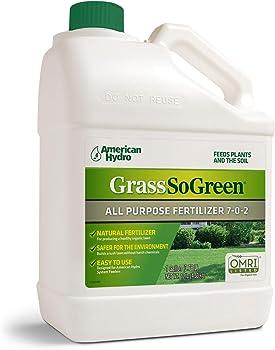 American Packing & Gasket GrassSoGreen Organic Fertilizer For Green Grass