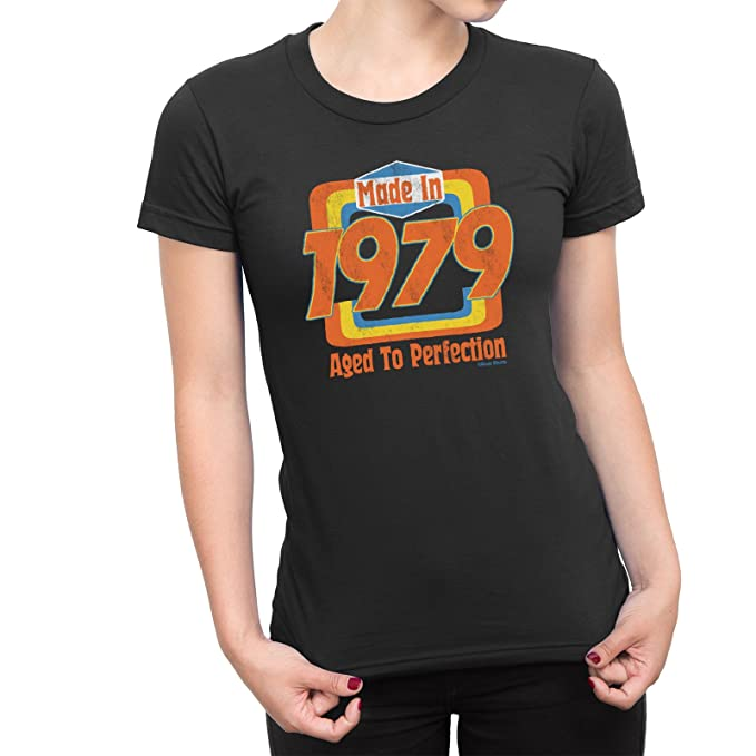 Made in 1979 - Señoras 39th Birthday Idea Novelty Camiseta ...