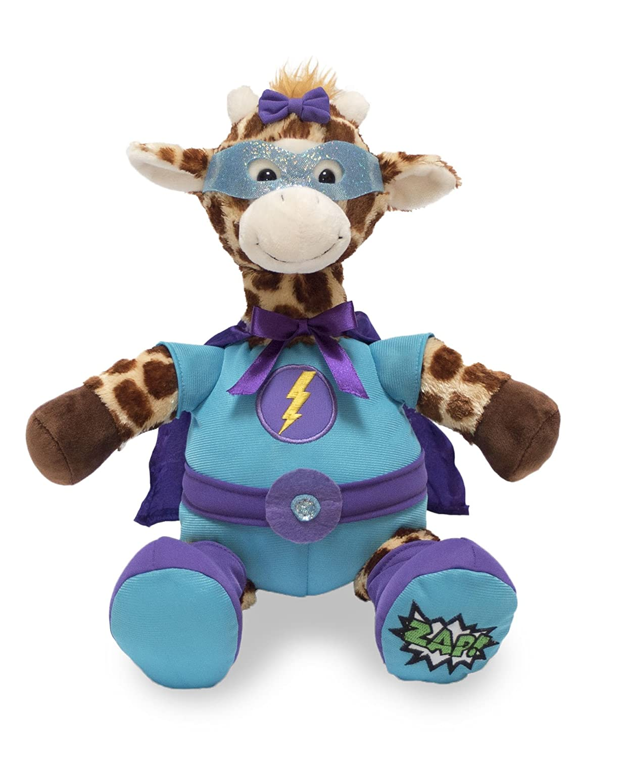Cuddle Barn Hero Gigi the Great Giraffe