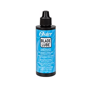 Oster Premium Blade Lube for Clippers and Blades, 4 Fluid Ounces (076300-104-000)