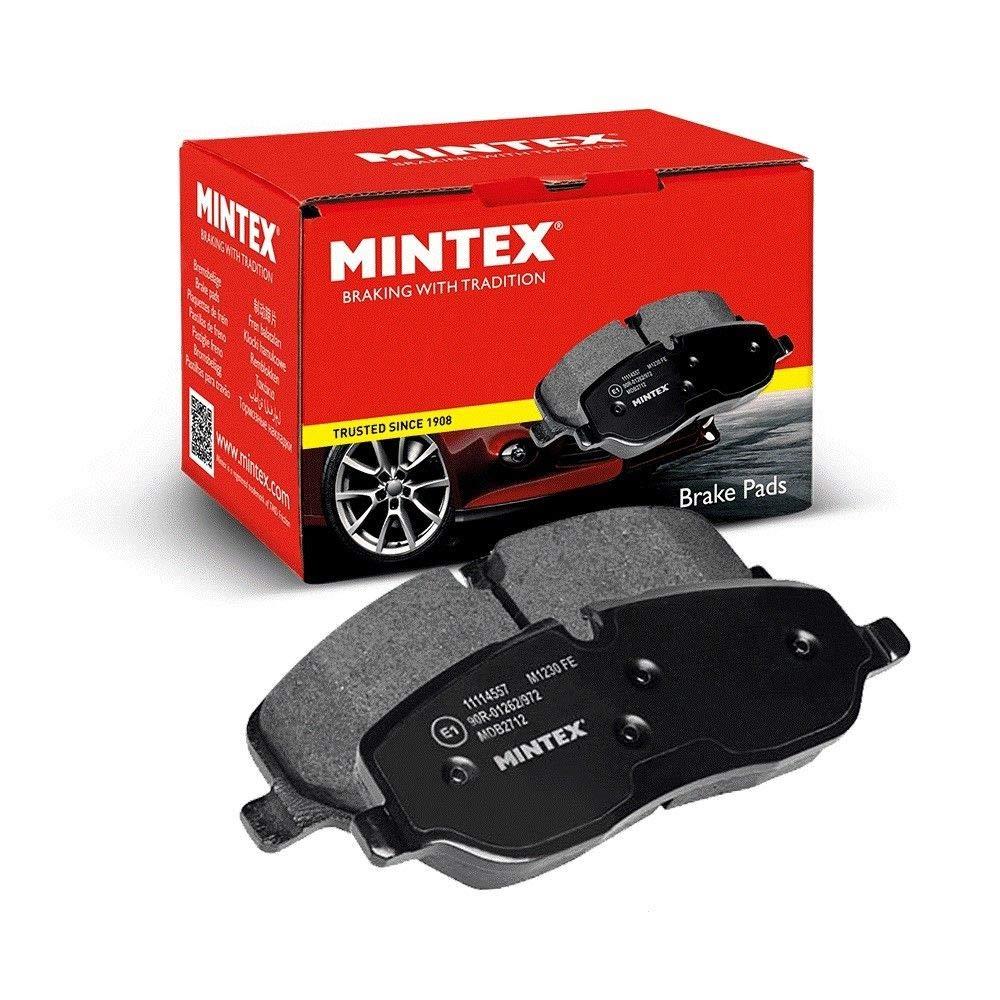 MINTEX MBA1246 Brake Pads Fitting Kit