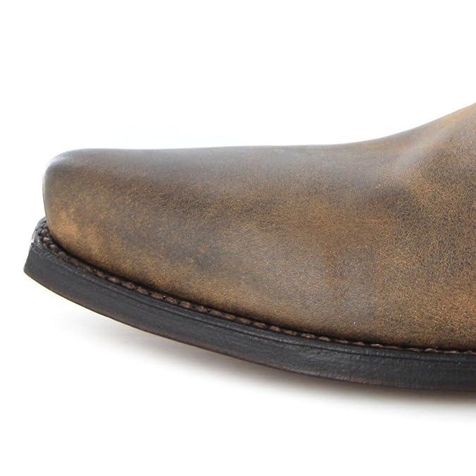 uomo Zapato Mora it marrone Marrone Tony e Amazon Scarpe Stivali gqAR4PF