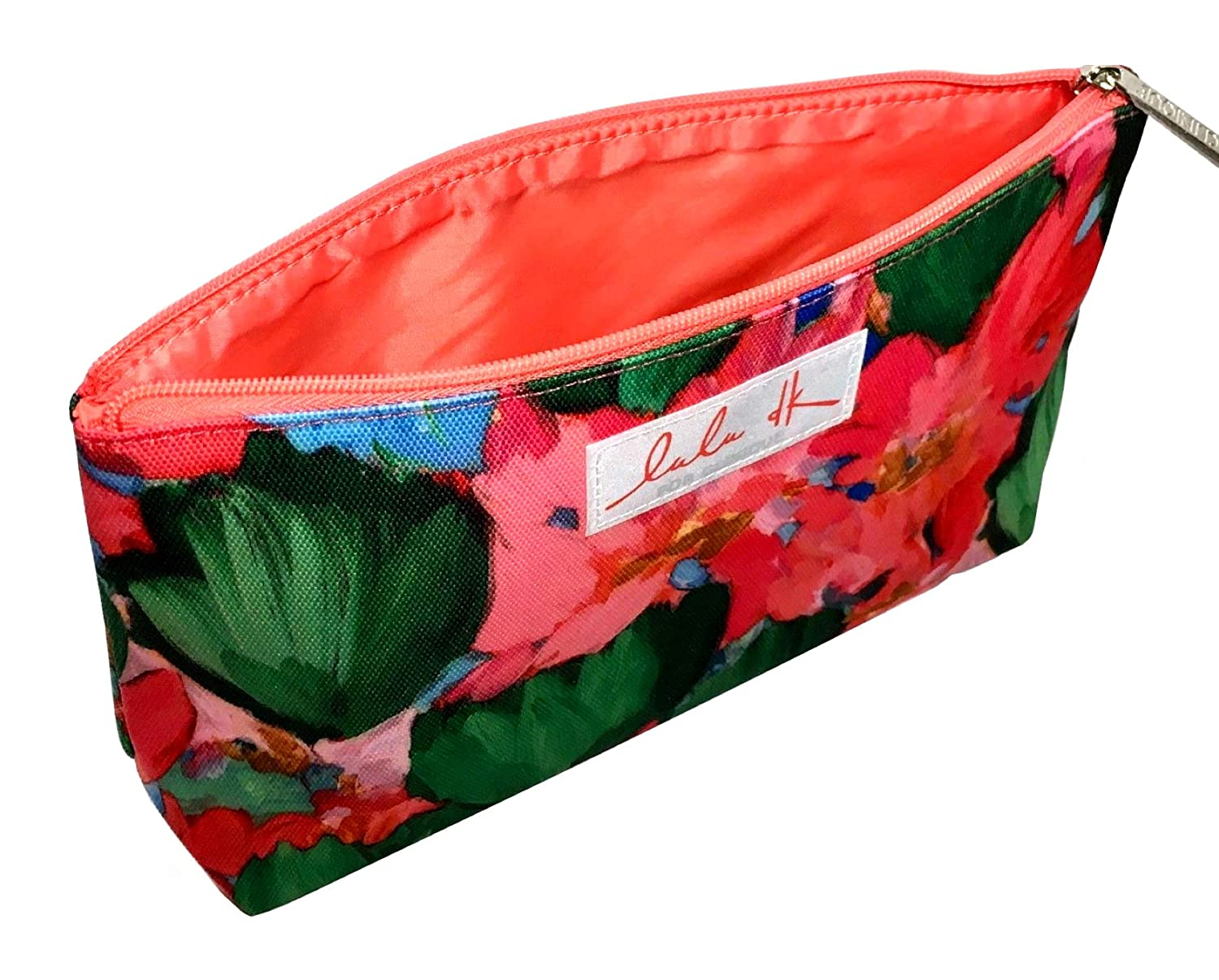 Amazon.com: Clinique Colorful Original Flores Patrón Bolsa ...