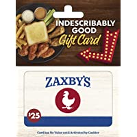 Deals on $25 Zaxbys Gift Card