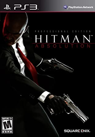 Amazon Com Hitman Absolution Professional Edition Square Enix