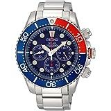 Seiko SSC019P1 - Relojes de Caballero Otros azul