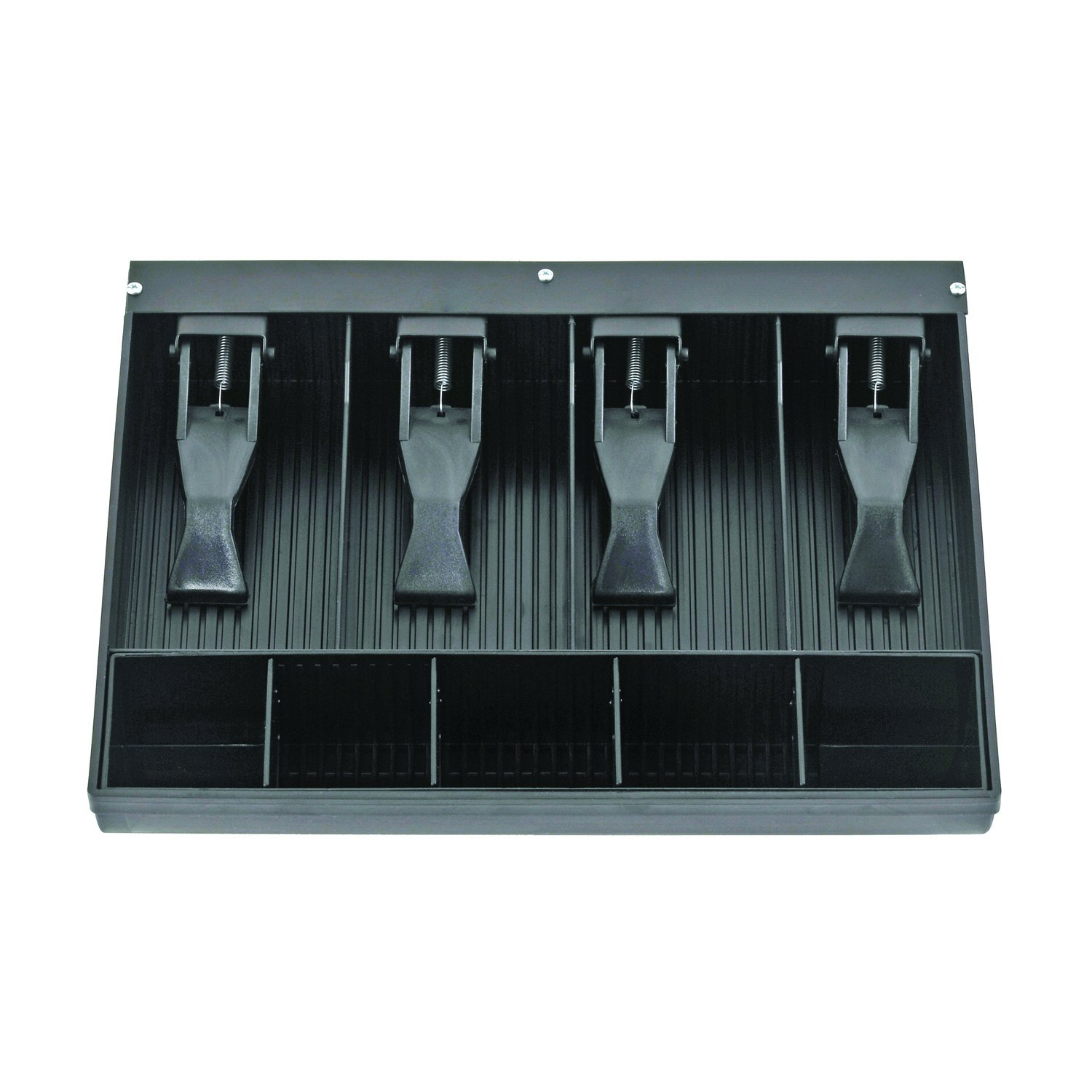 STEELMASTER 2.19 x 9.63 x 11.5 Inches, Replacement Cash Tray for Model 1046, Black (225284304) by MMF Industries (Image #3)