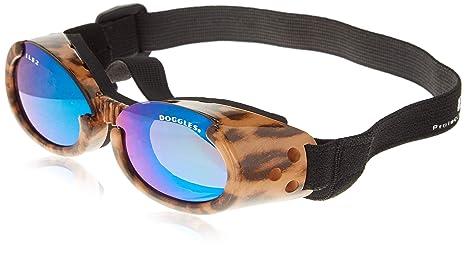 43d08e2d13 Amazon.com   Doggles ILS Small Leopard and Smoke Lens   Pet Supplies