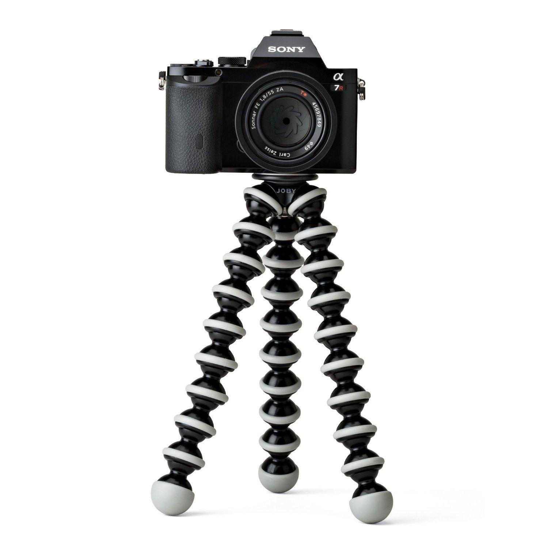 Joby GorillaPod SLR-Zoom Tripod for SLR Cameras: Amazon.co.uk ...