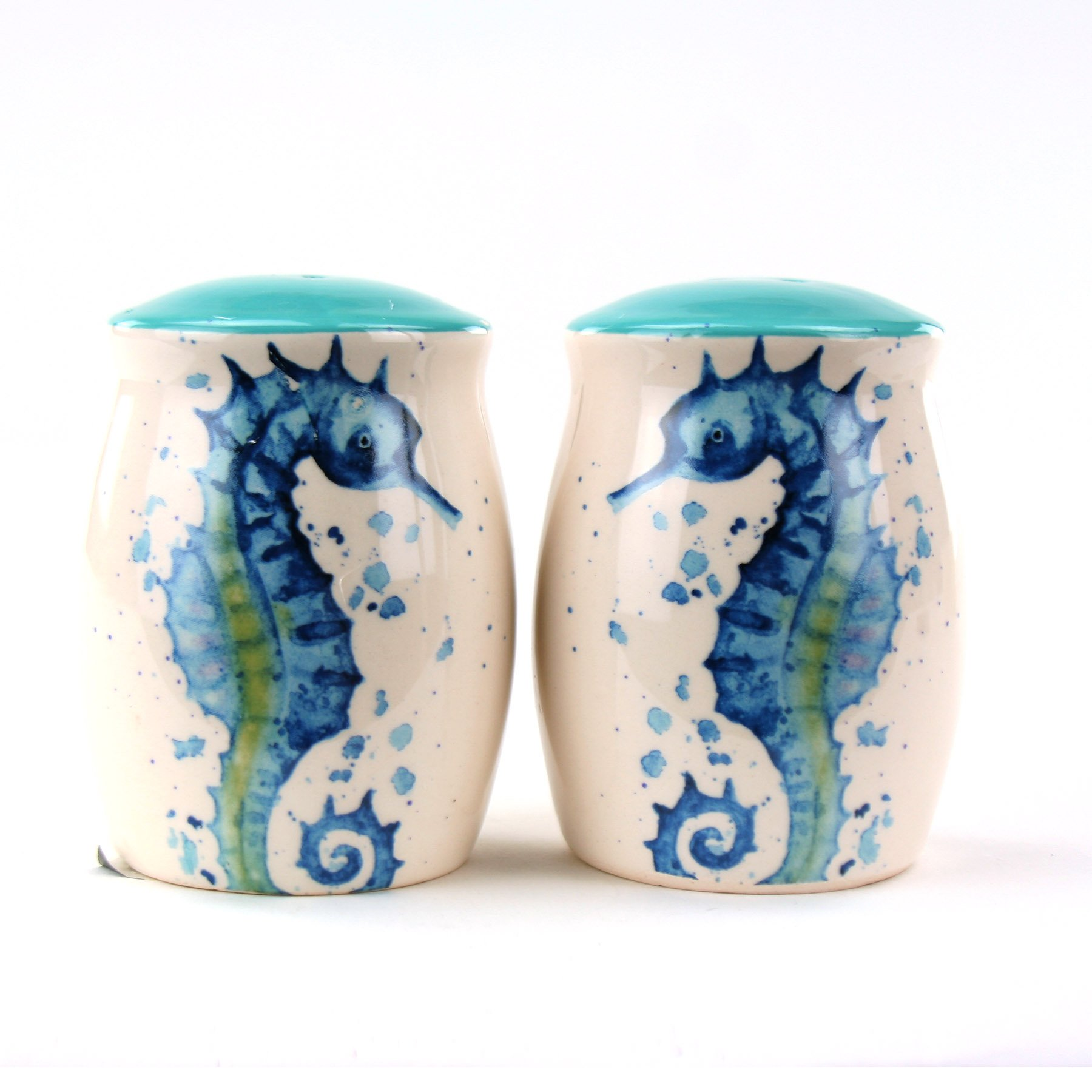 Coastal Collection Seahorse Salt and Pepper