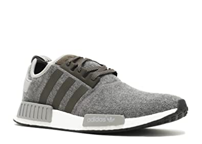 adidas nmd r1 wool grey