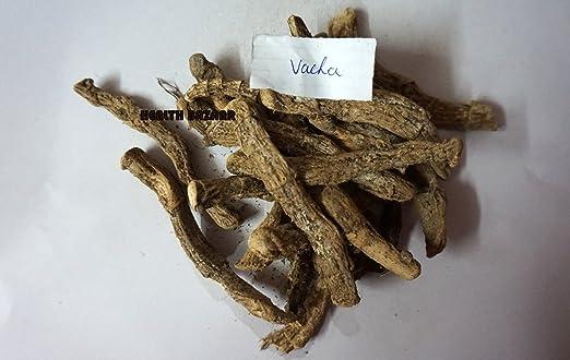 ACORUS CALAMUS Sweet Flag Sedge Vacha Bach Organic ROOTS Herbs 100% Original 100 Gm