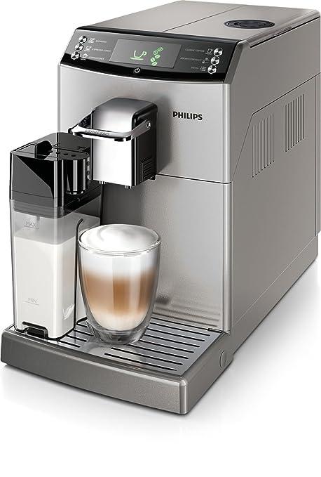 Philips HD8847/11 - Cafetera automática, 1,8 l, 1850 W, 15 barra ...