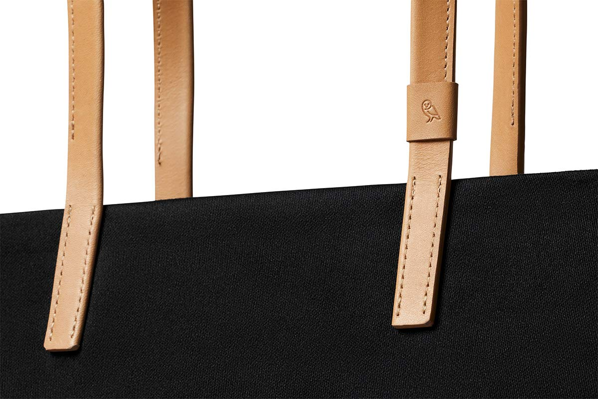 Bellroy Melbourne Tote (13 liters, 13'' Laptop, Personal Items) - Black by Bellroy (Image #2)