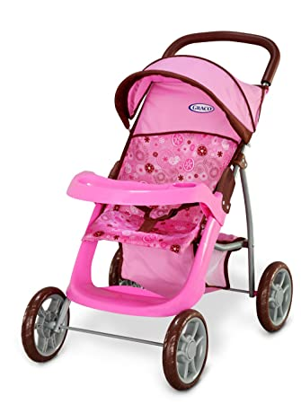 Amazon.com: Graco Deluxe Mirage Doll Stroller: Toys & Games