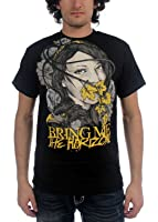 Bring Me The Horizon - Lady Of Life Mens T-Shirt In Black