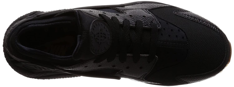 NIKE Men's Air Huarache D(M) Running Shoes B0784P6XVJ 11 D(M) Huarache US|Black / Elemental Gold 88f125
