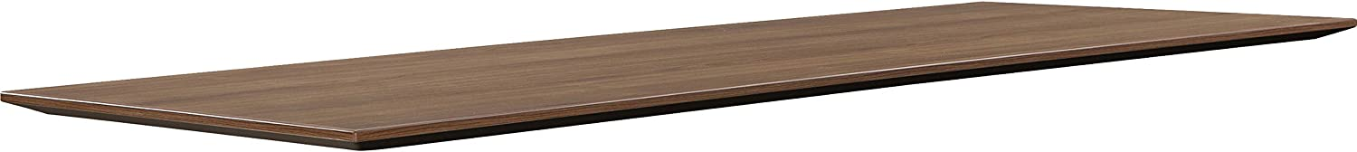 Lorell Active Office Relevance Table Top, Laminated,Walnut