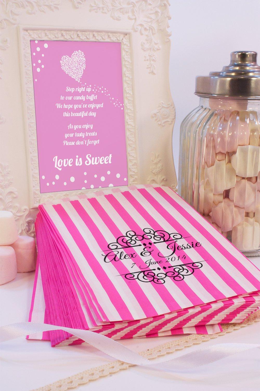 Candy Bags For Weddings Amazon